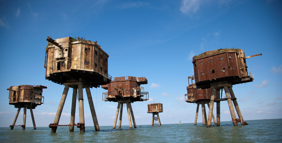 Whitstable Sea Forts